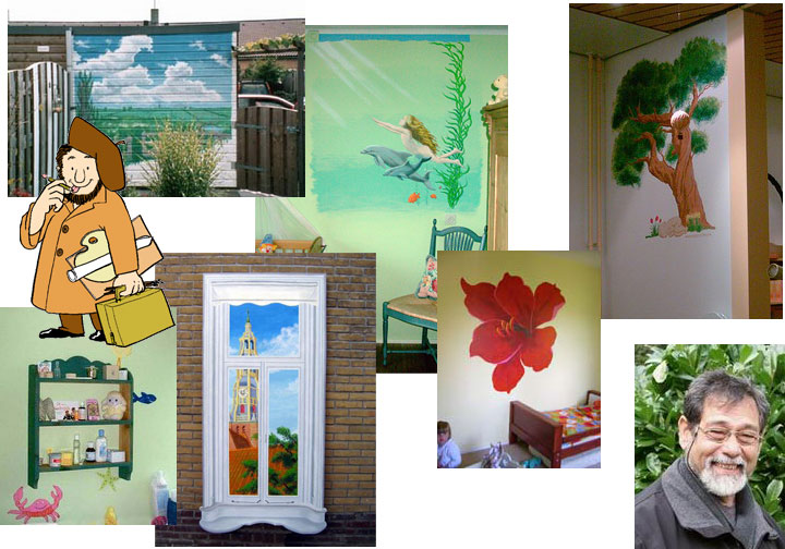 Murals for every occasion